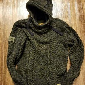 SUPERDRY Blizzard Knit Hoodie